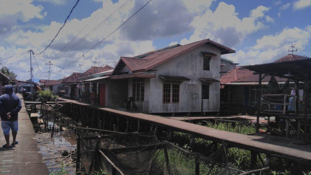 kampung beting Pontianak