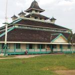 Masjid Jami Sultan Syarif Abdurrahman, Tertua di Pontianak