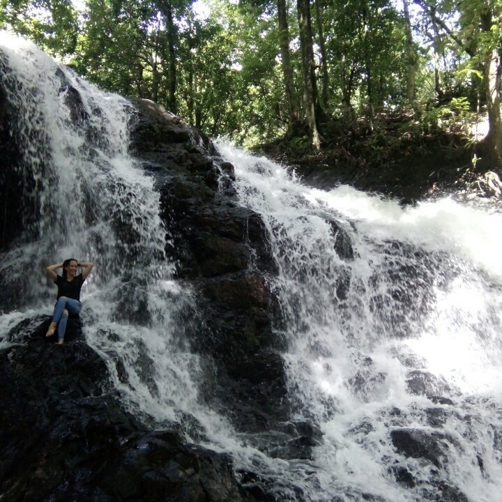 air terjun tikalong
