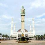 Masjid Raya Mujahidin Pontianak yang Menjadi Pusat Dakwah